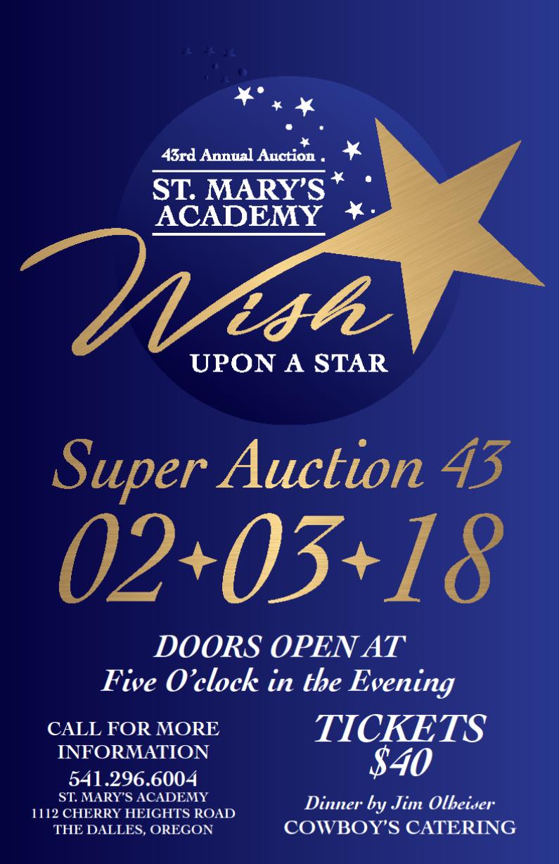 43rd Super Auction